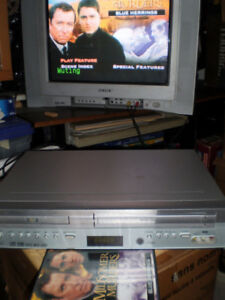 Blu-ray - DVD-VCR/Tape Players