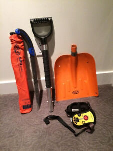 Avalanche gear for sale