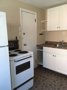 One Bedroom Unfurnished Apartment Downtown