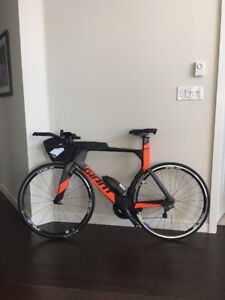 2017 Trinity Advanced Pro 1 Carbon -  Size Medium