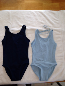 Mondor Ballet Body Suits - size 8 and 10