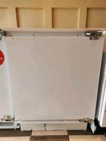 New Hotpoint HLAKUK 1 Integrated Fridge RRP £359