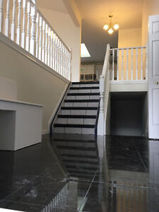 LaSalle 3+1 bed 2 bath beautiful house for rent