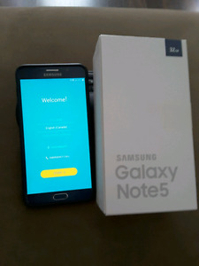 Samsung Galaxy Note 5 32GB - Excellent Condition