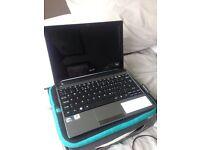 Acer netbook laptop 1.6ghz 1gb ram 250gb Hdd