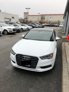 2016 Audi A3 Sedan (Technik)- Lease take over