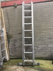 22ft Extended Roof Ladder