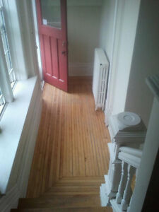 2 br Granville St S'side apartment for rent