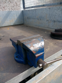 6 inch bench vice