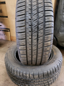 215 55 16 michelin all season x 2