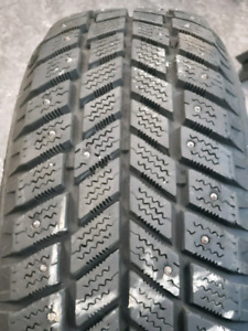 Studded winter tires 185 65R14