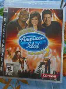 I am selling my ps3 Karaoke Revolution American Idol Game encore