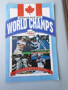 Toronto Blue Jays World Champs - Collectors Edition