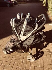 For Sale Baby Jogger City Mini £190 with x2 sleeping bags and rain cover. Excellent Condition.