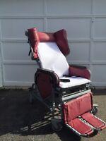 Wheelchair (Geri Chair Recliner)