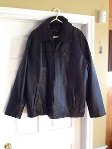 Montreal Mens Leather Jacket---Great Christmas Gift !!! St. John's Newfoundland image 2