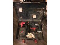 Bosch 24v sds drill