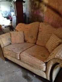 Two seater sofa in perfect condtion