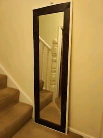 Large mirror, 136cm (free)