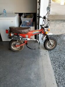 1977 Honda CT 70 Rolling Chassis