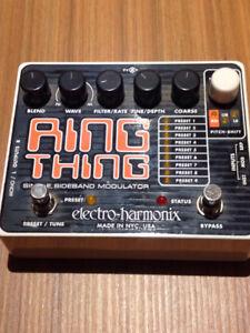 Vente ou échange: EHX Ring Thing (ring modulator)