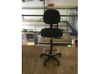 High swivel chair