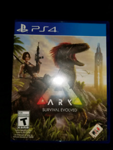 ARK: Survival - PS4 (for trade)