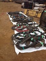 .02 and .03 welding cable for sale