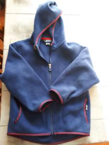 Size 4 and 6 Boys MEC Fleece Jacket