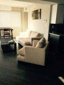 Executive 2 bedroom condo - downtown Fort McMurray - avail Nov 1