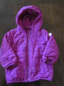 Baby gap fall jacket sz 2