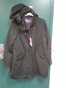 LIVIK 2-piece winter coat for women- black piece never worn St. John's Newfoundland image 3