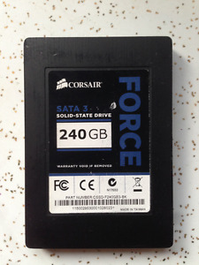 SSD Corsair Force LS 240 GB