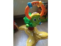 Vtech musical bouncing turtle