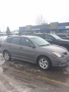 2003 Pontiac Vibe Hatchback NEGOTIABLE