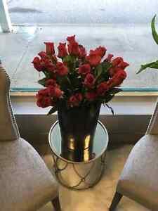 A Dozen Long Stem Red Roses