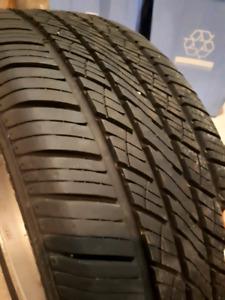 """15"""" all season tire and rim"""