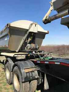 2014 Centerline Super B Gravel Trailers Side and EndDump Moose Jaw Regina Area image 4