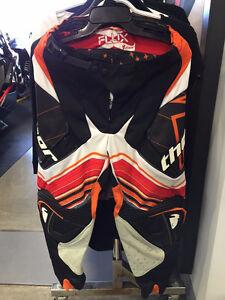 Liquidation pantalons motocross / vtt / bmx  =Thor Fly Fox Shot=