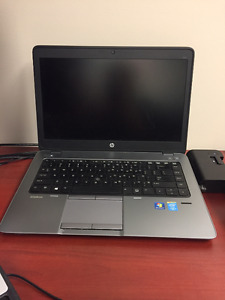 Laptop/Portable HP Elitebook 840G1 + docking (garamtie 2018)