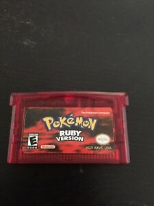 Pokemon Ruby (Fake)