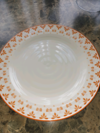 8 Brand new Debenhams dinner plates.