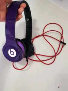 Wired Beats Solo mint condition