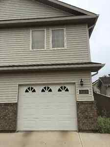 Great suite with attached heated garage and no neighbors.