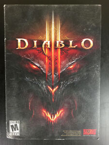 DIABLO by Blizzard w/ 3 Guest Pass plus 1 World of Warcraft Pass