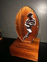 Laser engraving and cutting. Custom Trophys and photo etching Shellharbour Area Preview