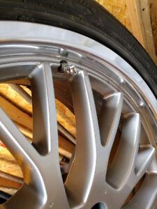 """18"""" TSW Snetterton Rims & Tires"""