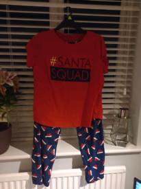 Mens pyjamas for Christmas 2XL
