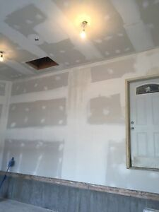 drywall,mudding/tapping paint & much more Moose Jaw Regina Area image 7