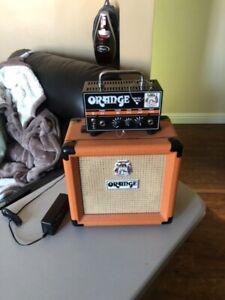 Orange Micro Dark Tube Amp